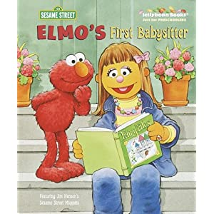 Elmo's First Babysitter (Jellybean Books(R))