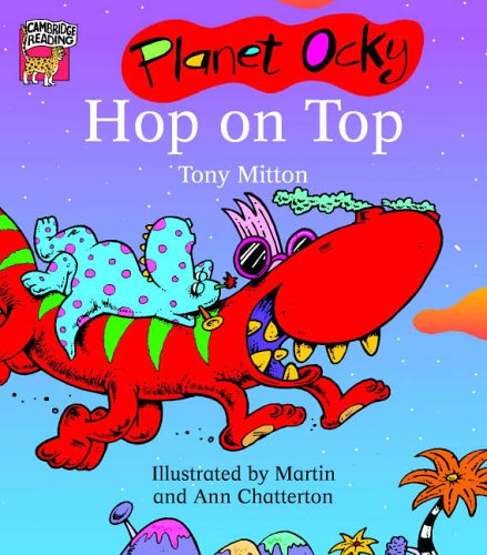 Planet Ocky: Hop on Top (Cambridge Reading)