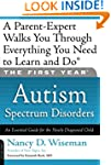 The First Year: Autism Spectrum Disor...