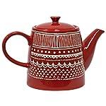 Hand Stitched Teapot