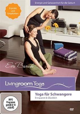 AKTION: Yoga-Set für Schwangere (DVD + Matte) von Livingroom Yoga