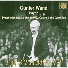 Symphonies 82 92 & 103