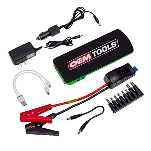 Compact Jumper Cables : Oemtools pps multi use portable personal power