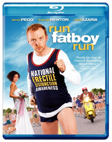 Cover art for  Run, Fatboy, Run [Blu-ray]