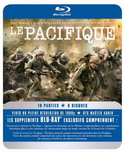 Le Pacifique (The Pacific) de Steven Spielberg
