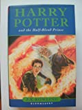 Harry Potter and the Half-Blood Prince -- First 1st Edition