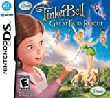 Disney Fairies: Tinkerbell And The Great Fairy Rescue