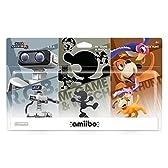 Retro Amiibo 3-Pack レトロアミーボ3パック  [R.O.B./Mr.ゲーム&ウォッチ/ダックハント](大乱闘スマッシュブラザーズシリーズ) [並行輸入品]