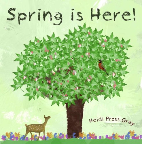 Spring is Here! A Children's Picture Book About Spring (Pictures Of Spring compare prices)