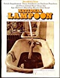 img - for National Lampoon Magazine November 1972 (Issue #32) book / textbook / text book