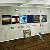 Retrospective III (1989-2008) by Rush