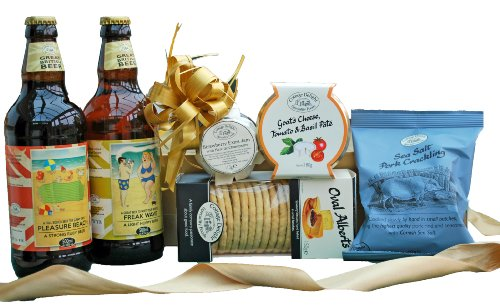 Beer Gift Hamper - The Cheeky Ploughmans