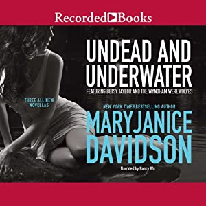 Undead and Underwater Audiobook