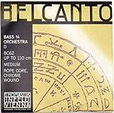 BELCANTO BC62 ベルカント ベース弦 D