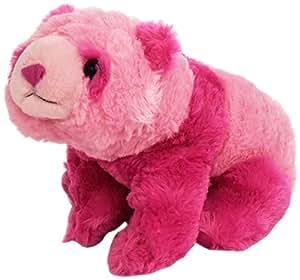 "Wild Republic Pink Panda 12"" Cuddlekin by Wild Republic"