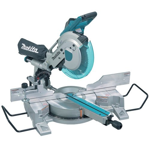Makita LS1016L 10-Inch Dual Slide Compound Miter Saw with Laser (10 Sliding Compound Mitre Saw compare prices)