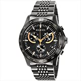 (グッチ) GUCCI グッチ 時計 メンズ GUCCI YA126260 G-TIMELESS 腕時計 ウォッチ ブラック/ブラック[並行輸入品]