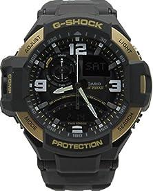 buy Casio Ga1000-9Gcr G-Shock Wrist Watches And Aviation Twin Sensor Ga1000-9Gcr
