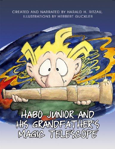 Habo Junior And His Grandfather'S Magic Telescope