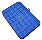 Croco CAS1581 Super Chocolate Carry Case Cover/Sleeve for 10.1 inch Samsung Galaxy Tablets - Navy Blue