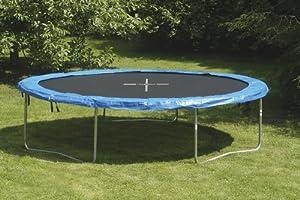 hudora trampolin 305. Black Bedroom Furniture Sets. Home Design Ideas