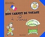 echange, troc Marica Jaubert - Mon carnet de voyage à Paris