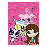 Littlest Pet Shop Favor Bags 6ct