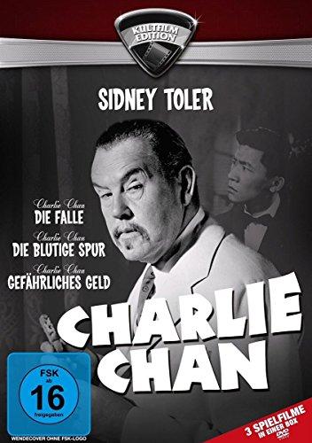 Charlie Chan - Kultfilm Edition [3 DVDs]