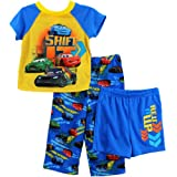 Disney Cars Toddler Blue 3 pc Pajamas K139836