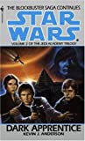 Dark Apprentice (Star Wars: The Jedi Academy Trilogy, Vol. 2)