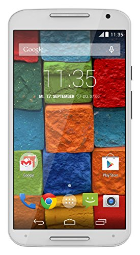 Click to buy MOTOROLA MOTO X (2ND GEN) XT1092 2014 16GB WHITE BAMBOO FACTORY UNLOCKED LTE 4G 3G 2G OEM CELL PHONE - From only $739