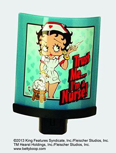 Betty Boop Nurse Night Light