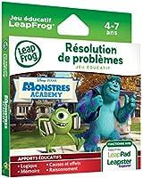 Leapfrog - 89033 - Jeu Educatif Electronique - LeapPad / Leapster Explorer - Jeu - Monstres Academy