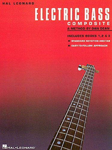 Bass Method Complete 2Nd Edition Book Only (Hal Leonard Bass Method)