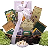 Great Arrivals Gourmet Cheese Gift Basket, Note of Thanks
