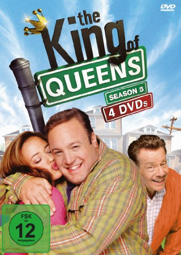 The King of Queens Staffel 5 [4 DVDs]