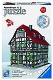 Ravensburger Medieval House 3D Puzzle, 216 Pieces by Ravensburger