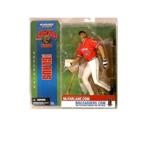 McFarlane Toys, MLB Big League Challenge Troy Glaus Figure