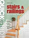 Quick Guide: Stairs & Railings: Step-by-Step Construction Methods (Quick Guide) - 188002988X