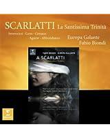 Scarlatti : La Santissima Trinita