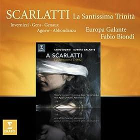 Oratorio Per La Santissima Trinit�, Seconda Parte: Aria - Ora Ch'� Vinta (Fede)