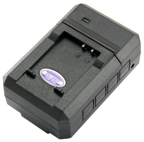 Stk'S Panasonic Lumix Cga-S007 De-A45 Battery Charger - For Panasonic Dmc-Tz3, Panasonic Dmc-Tz5, Panasonic Dmc-Tz1, Panasonic Dmc-Tz4, Panasonic Dmc-Tz2