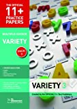 11+ Practice Papers, Variety Pack 3, Multiple Choice (Go Practice)
