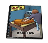 Londons Times Gen 2 Computer Internet - Best Backlinks - Memory Book 12 x 12 inch (db_22925_2)