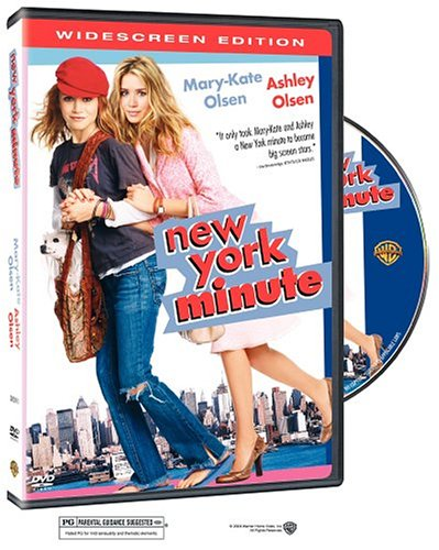 Cover art for  New York Minute (Widescreen Edition)