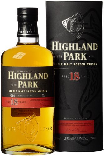 Highland Park 18 Years, 1er Pack (1 x 700 ml)