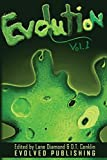 img - for Evolution: Vol. 1 (A Short Story Collection) by Lane Diamond (2012-06-03) book / textbook / text book