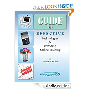 Guide to Effective Technologies for Providing Online Training