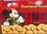 Disney Parks Exclusive : Walker's Shortbread Rounds 8.8oz