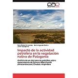 Impacto de la actividad petrolera en la vegetación nativa de Patagonia: Análisis de un derrame de petróleo sobre...